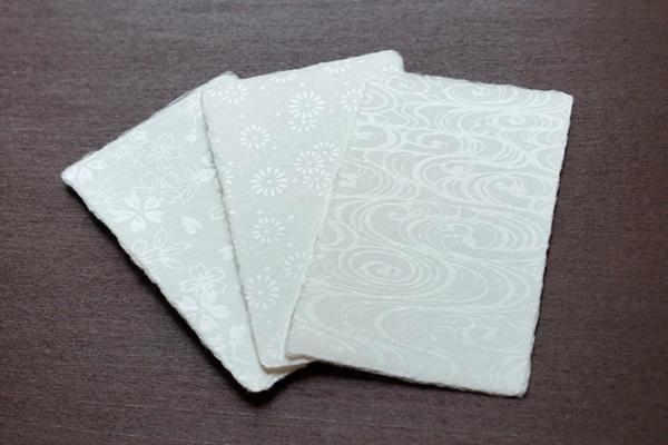 キラ刷り 名刺カード