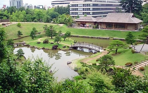 金沢城-玉泉院丸庭園