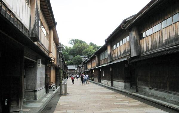 金沢-東茶屋街