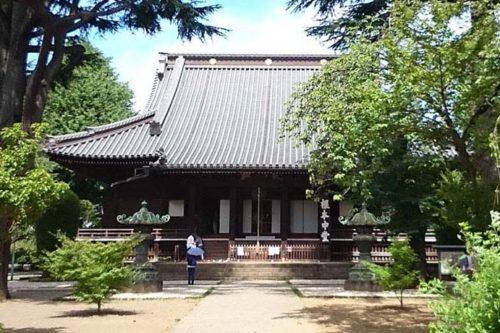 上野 寛永寺
