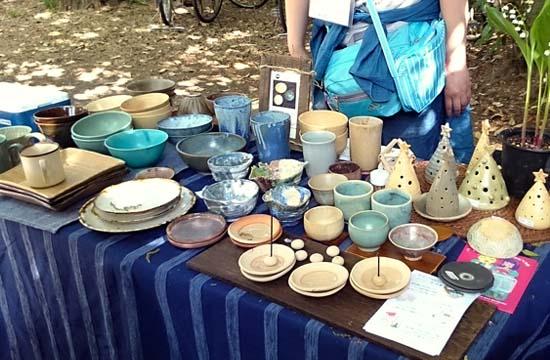 手づくり市-陶芸