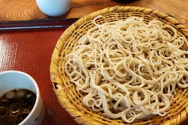 深大寺 蕎麦