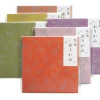 折り紙 花小紋 四季の花