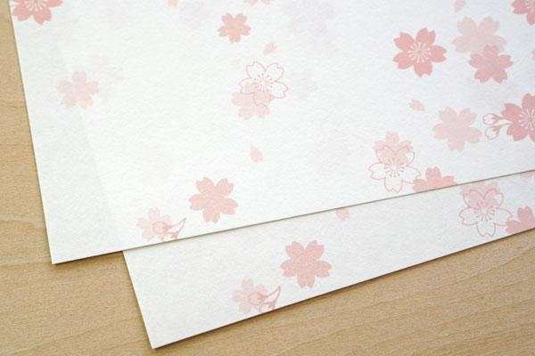 敷き紙 桜 さくら柄