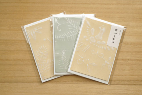 京からかみ-ミニカード