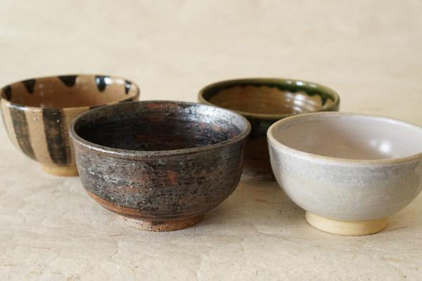 趣味の陶芸-ご飯茶碗