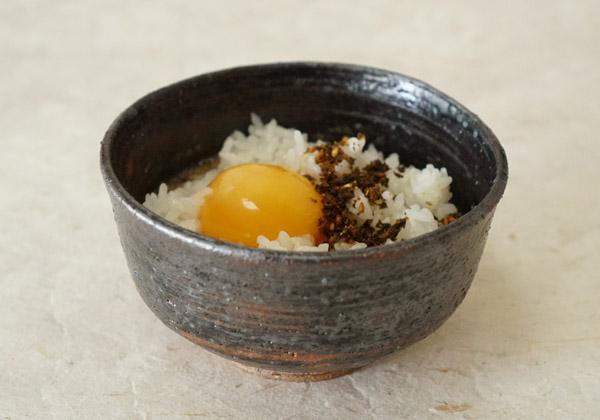 陶器 ご飯茶碗 卵かけごはん